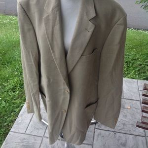 Mens Hugo boss Suit jacket.